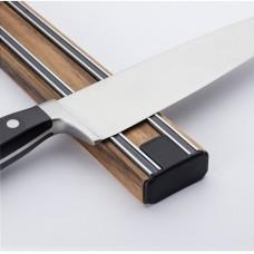 Bisichef Acacia Knife Rack (500mm)