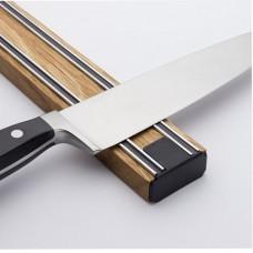 Bisichef Oak Knife Rack (350mm)
