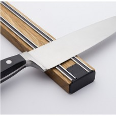 Bisichef Oak Knife Rack (500mm)