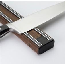 Bisichef Walnut Knife Rack (500mm)