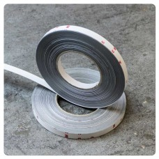 12.7mm Steel tape with Acrylic Adhesive