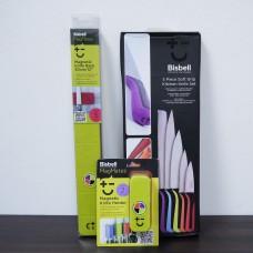 Gift set bundle (Rack+Pod+Knives)