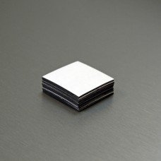 0.75mm x (40mm x 40mm) Adh. Back