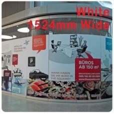 UV inks - White 1524mm Width