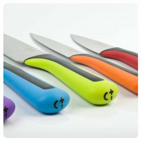 Bisbell 5 piece Soft-touch Knife Set